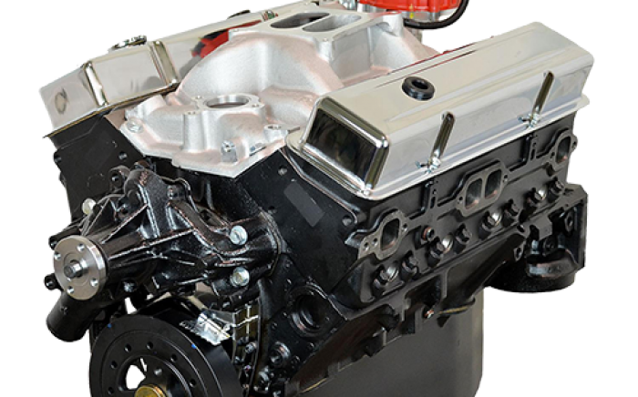 The Chevy 350 is one of the most popular engines in automotive history