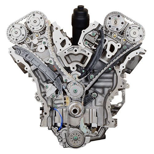 Rely on Gearhead Engines DDGHD remanufactured engine