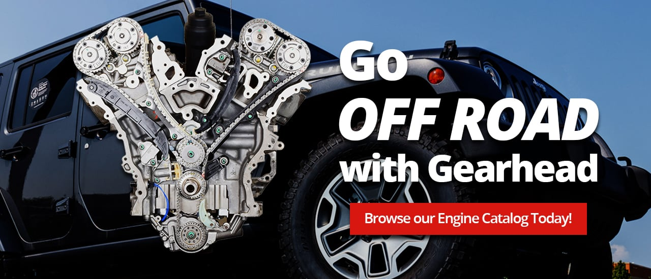 Gearhead has jeep engines available for shipping today